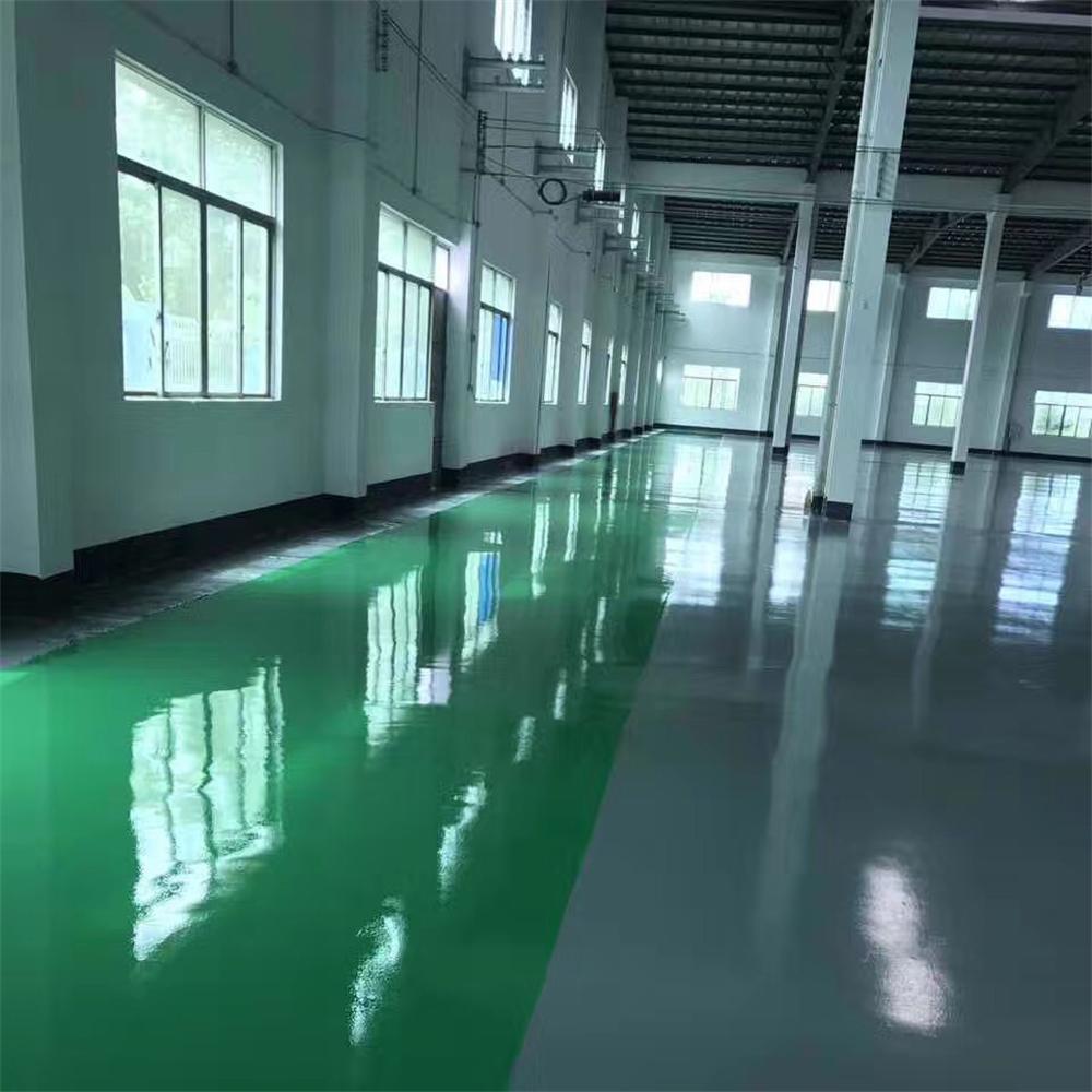 水性环氧树脂导电地坪
