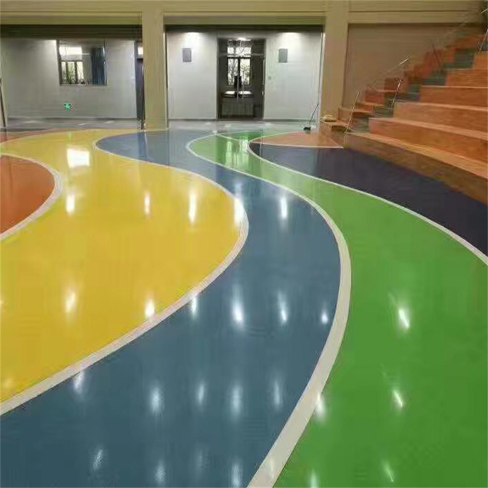溶剂环氧树脂导电地坪