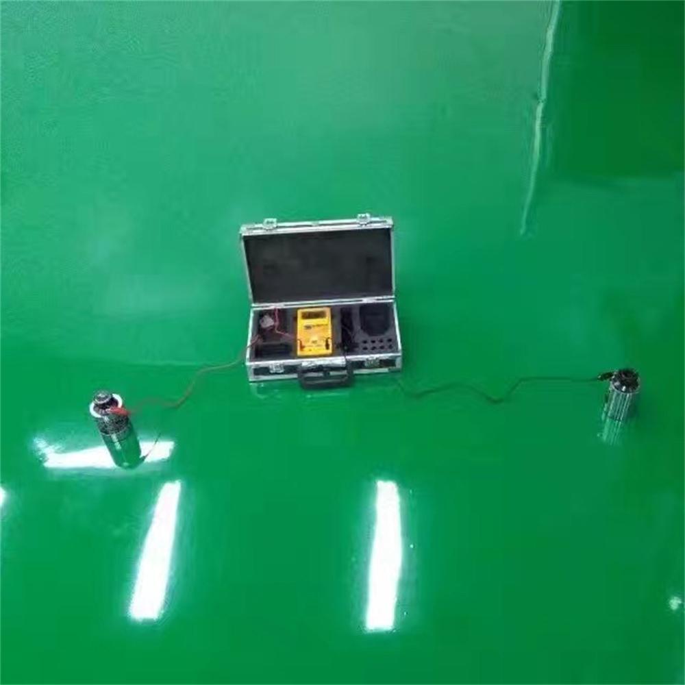 溶剂环氧树脂防静电地坪