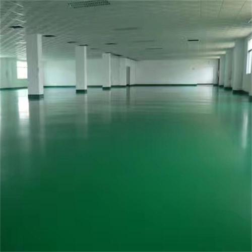 溶剂型环氧树脂砂地坪