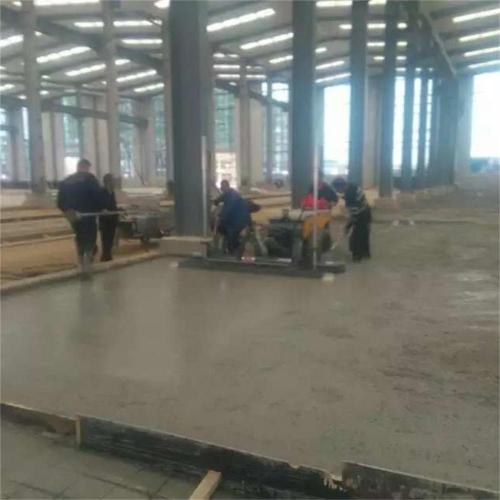混凝土基础地坪
