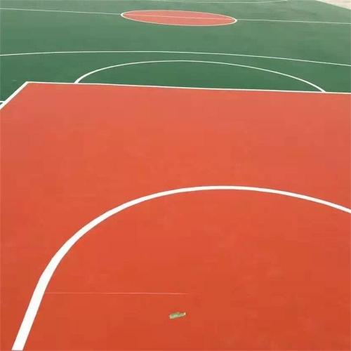 烟台硅PU球场